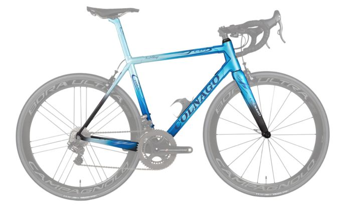 COLNAGO C64 ART DECOR ROAD FRAMESET click to zoom image