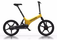 GoCycle G3C Special Edition  Yellow  click to zoom image