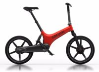 GoCycle G3C Special Edition  Red  click to zoom image