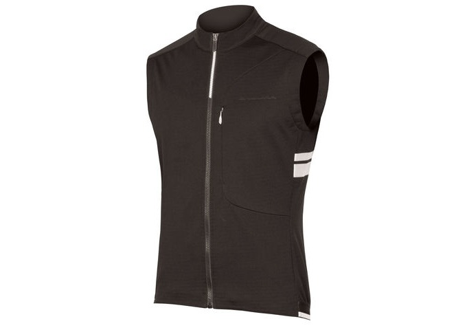 ENDURA Windchill Gilet Black click to zoom image