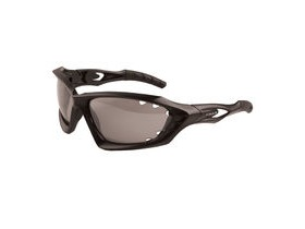 ENDURA Mullet Glasses Matt Black