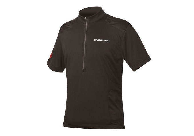 ENDURA Hummvee S/S Jersey Black click to zoom image