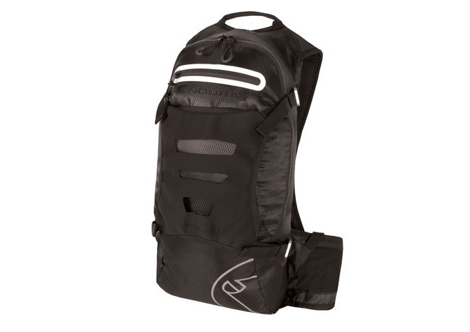 ENDURA SingleTrack Backpack Black click to zoom image