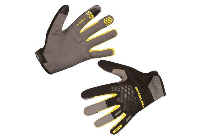 ENDURA MT500 Glove II Black click to zoom image