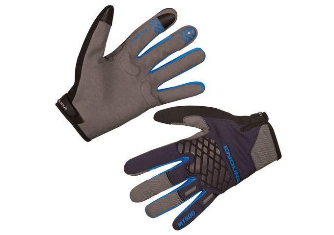 ENDURA MT500 Glove II Navy click to zoom image