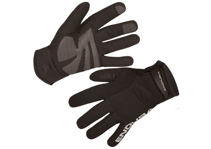 ENDURA Strike II Glove Black click to zoom image