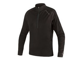 ENDURA Xtract L/S Jersey Black