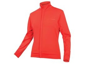 ENDURA Womens Xtract Roubaix L/S Jersey Coral