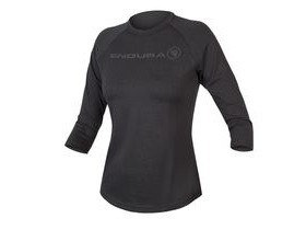 ENDURA Womens One Clan Raglan Grey