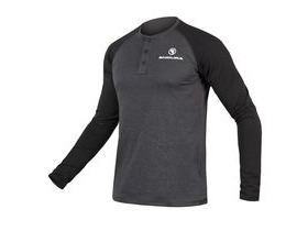 ENDURA One Clan Henley Raglan L/S