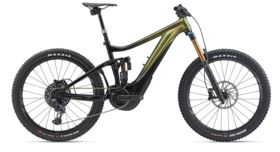GIANT REIGN E+ 0 PRO ELECTRIC BIKE