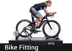 Retul Bike Fitting